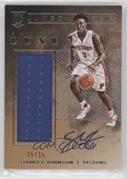 Stanley Johnson #/35