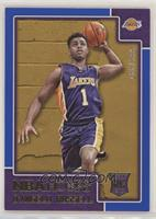 Rookies - D'Angelo Russell [EX to NM] #/399