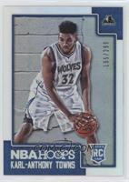 Rookies - Karl-Anthony Towns #/299