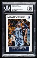 Vince Carter [BAS Certified BAS Encased]