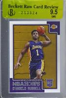 Rookies - D'Angelo Russell [BRCR 9.5]