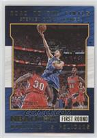 First Round - Stephen Curry #/2,015