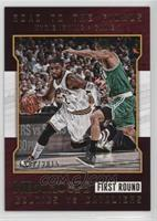 First Round - Kyrie Irving /2015
