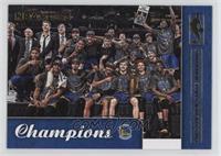 Champions - Golden State Warriors