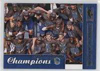 Champions - Golden State Warriors