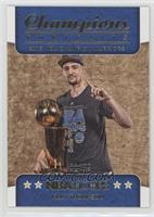 Champions Trophy Portraits - Klay Thompson #/99