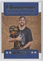 Champions Trophy Portraits - David Lee #19/99