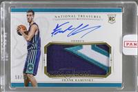 Rookie Patch Autographs - Frank Kaminsky [Uncirculated] #/99