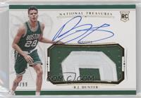 Rookie Patch Autographs - R.J. Hunter /99