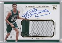 Rookie Patch Autographs - R.J. Hunter /99