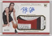 Rookie Patch Autographs - Pat Connaughton #/99