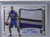 Willie Cauley-Stein /25