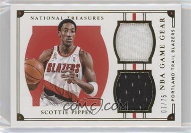 pretty nice 6ea46 cac3a 2015-16 Panini National Treasures - Game Gear Duals #3 ...