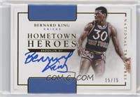 Bernard King /75