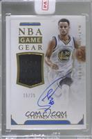 Stephen Curry /25 [Uncirculated]