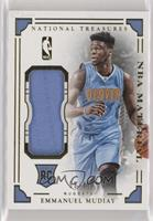 Emmanuel Mudiay [EX to NM] #/99