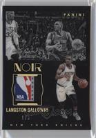 Langston Galloway /5
