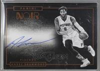 Andre Drummond [Noted] #/25