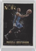 Gold Color - Russell Westbrook #/10