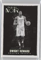 Platinum Black and White - Dwight Howard #/10