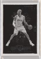 Black and White - Kobe Bryant /99