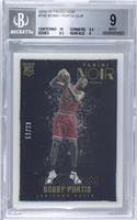 Color Rookies - Bobby Portis [BGS 9 MINT] #/99