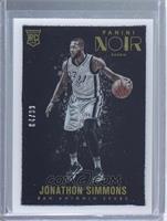 Color Rookies - Jonathon Simmons /99