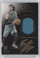 Auto Patch Color Rookies - Frank Kaminsky #26/99