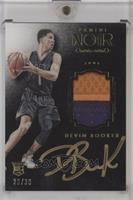 Auto Patch Color Rookies - Devin Booker /99