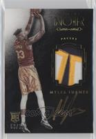 Auto Patch Color Rookies - Myles Turner #/99