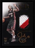 Auto Patch Color Rookies - Josh Richardson [Noted] #/99