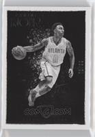 Black and White - Jeff Teague /99