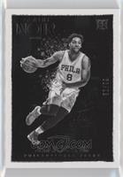 Black and White Rookies - Jahlil Okafor #/99