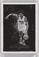 Black and White Rookies - Justise Winslow #/99