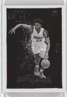 Black and White Rookies - Justise Winslow [Noted] #/99