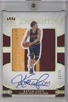 Silhouettes - Kevin Love /15
