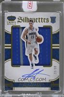 Rookie Silhouettes - Mario Hezonja [Uncirculated] #/99