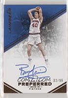 Autographs - Bill Laimbeer #/99
