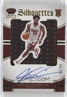 Rookie Silhouettes - Justise Winslow #/99