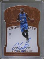 Crown Royale - Kevin Durant /40