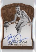 Crown Royale - Tom Heinsohn /85