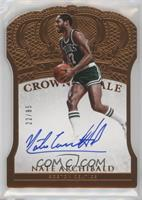 Crown Royale - Nate Archibald #/85