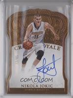 Crown Royale - Nikola Jokic /85 [Near Mint]