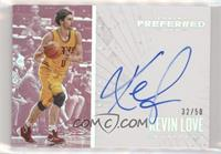 Unparalleled - Kevin Love #/50