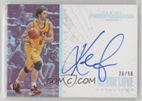 Unparalleled - Kevin Love /50