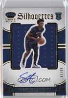 Rookie Silhouettes - Stanley Johnson #/99