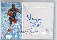 Unparalleled - Marques Johnson /50