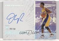 Unparalleled - D'Angelo Russell #/50