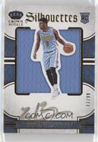 Rookie Silhouettes - Emmanuel Mudiay #/99