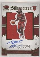 Rookie Silhouettes - Montrezl Harrell [Good to VG‑EX] #/99